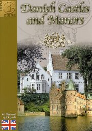 danish castles and manors - bog