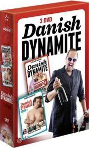 danish dynamite - sæson 1-3 - DVD
