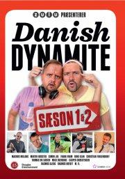 danish dynamite - sæson 1+2 - DVD