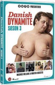 danish dynamite - sæson 3 - DVD