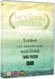 the danish girl // boyhood // trash // third person // the water diviner - DVD