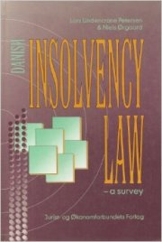 danish insolvency law - bog
