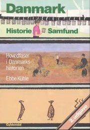 danmark. historie. samfund - bog
