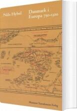 danmark i europa 750-1300 - bog