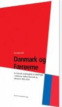 danmark og færøerne - bog