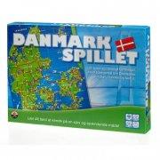 danmark spillet - Brætspil