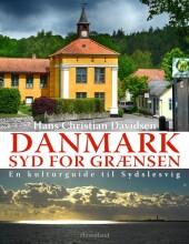 danmark syd for grænsen - bog