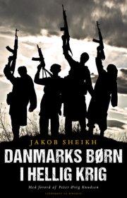 danmarks børn i hellig krig - bog