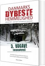 danmarks dybeste hemmelighed - 3. ucensureret udgave - bog