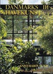 danmarks havekunst, bind 1-3 - bog