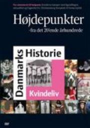 danmarks historie - kvindeliv - DVD