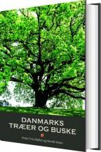 danmarks træer og buske - bog