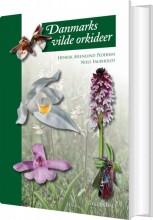 danmarks vilde orkideer - bog