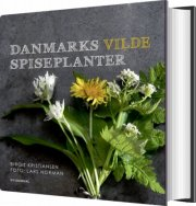danmarks vilde spiseplanter - bog