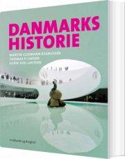 danmarkshistorie - bog
