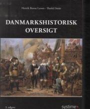danmarkshistorisk oversigt - bog