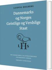 dannemarks og norges geistlige og verdslige staat - bog