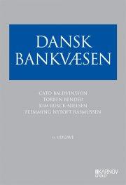 dansk bankvæsen - bog