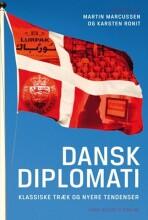dansk diplomati - bog