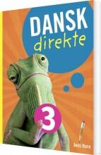 dansk direkte 3 - bog