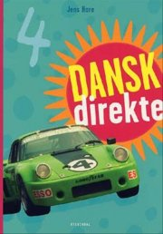 dansk direkte 4 - bog