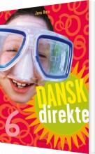 dansk direkte 6 - bog