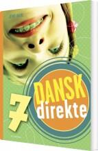 dansk direkte 7 - bog