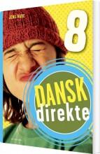dansk direkte 8 - bog