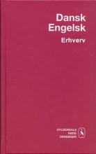 dansk-engelsk erhvervsordbog - bog