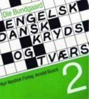 dansk-engelsk kryds- og tværs - bog