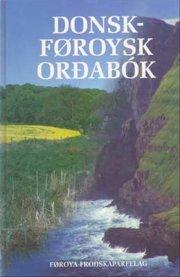 dansk-færøsk ordbog - bog