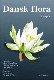 dansk flora - bog