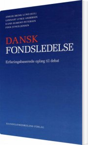 dansk fondsledelse - bog