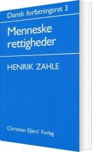 dansk forfatningsret 3 - bog