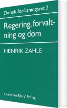 dansk forfatningsret 2 - bog