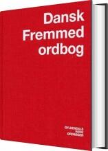 dansk fremmedordbog - bog