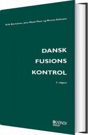 dansk fusionskontrol - bog