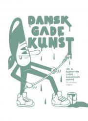 dansk gadekunst - bog
