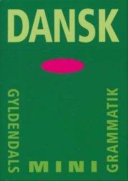dansk - gyldendals minigrammatik - bog