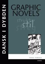 dansk i dybden graphic novels - bog