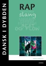 dansk i dybden - rap - bog