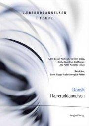 dansk i læreruddannelsen - bog