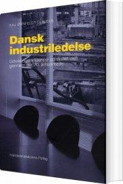 dansk industeriledelse - bog
