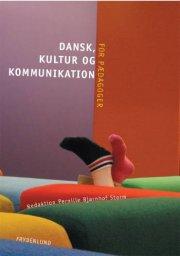 dansk, kultur og kommunikation for pædagoger - bog