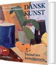 dansk kunst - bog