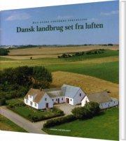 dansk landbrug set fra luften - bog