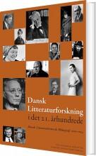 dansk litteraturforskning i det 21. århundrede - bog