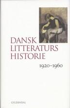 dansk litteraturs historie - bog