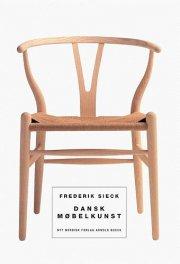 dansk møbelkunst - bog