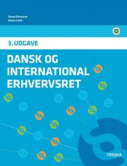 dansk og international erhvervsret - lærebog - bog